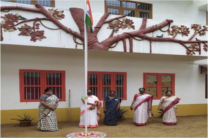 Chettinad Hari Shree Vidyalayam-Independence Day