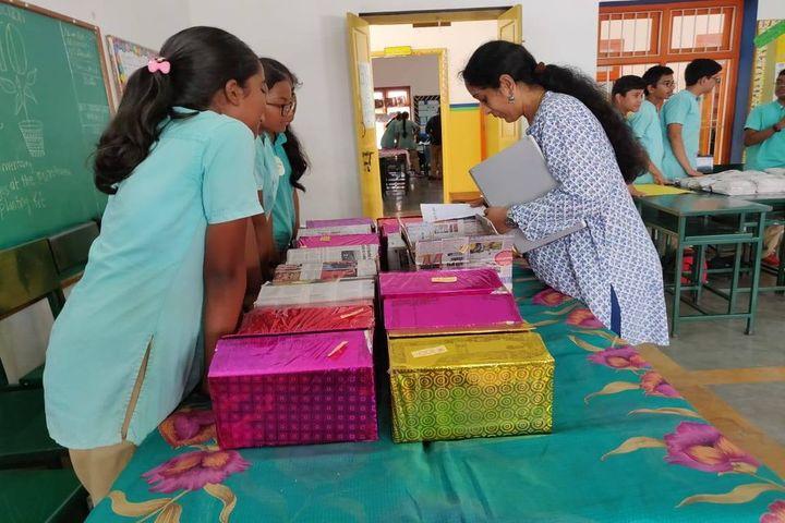 Chettinad Hari Shree Vidyalayam-School Exhibition