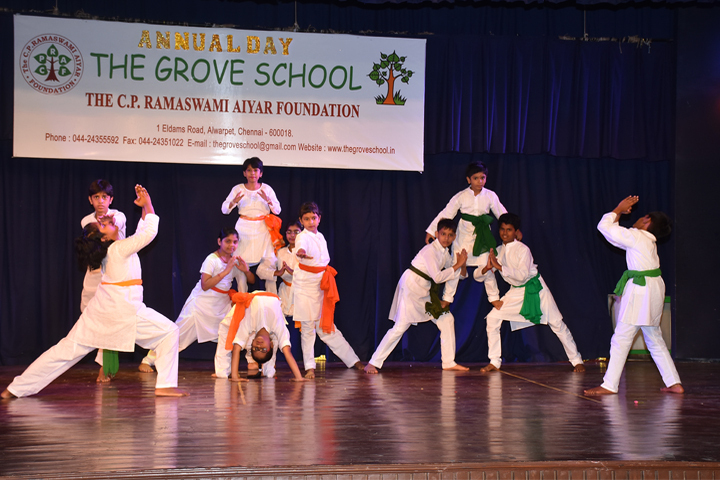 The Grove School-Dance
