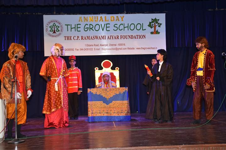 The Grove School-Drama