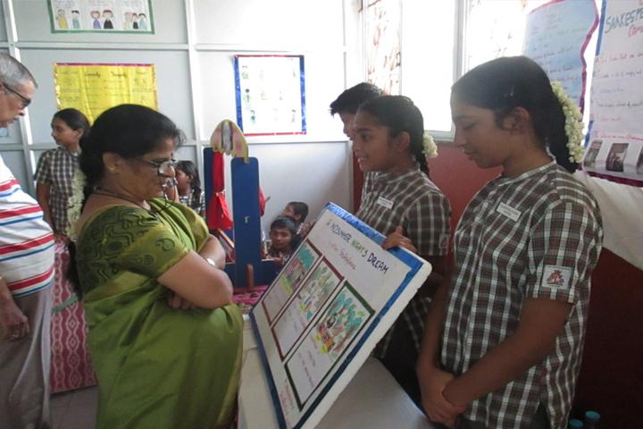 The Grove School-School Exhibition