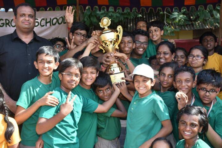 The Grove School-Winners