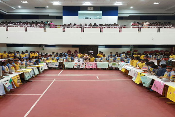 Vaels International School-Auditorium