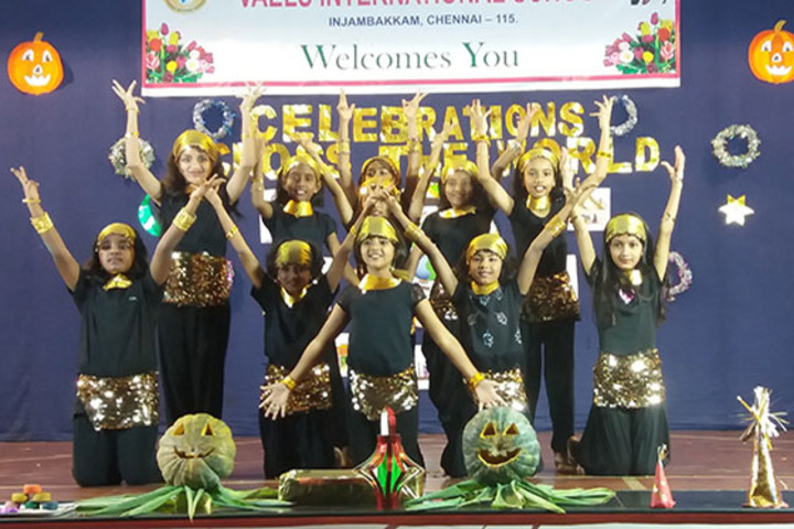 Vaels International School-Dance