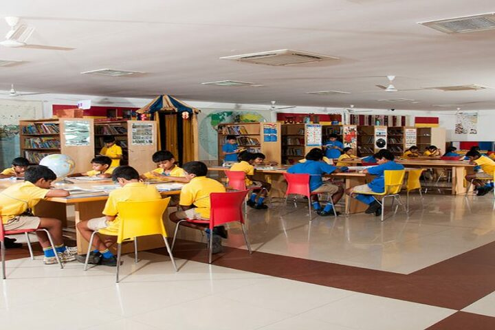 Vaels International School-Library