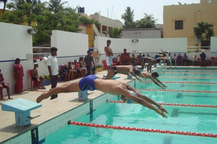Vaels International School-Swimming Pool