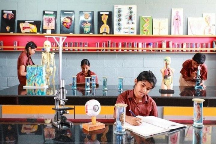 The Little Kingdom Senior School-Biology Lab