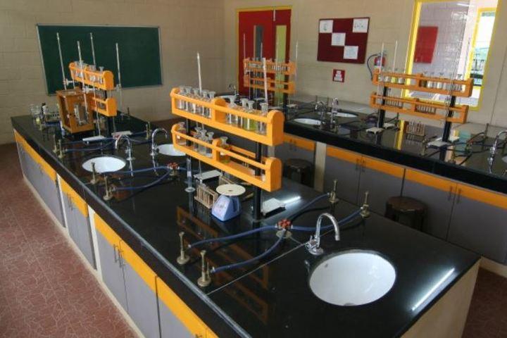 The Little Kingdom Senior School-Chemistry Lab