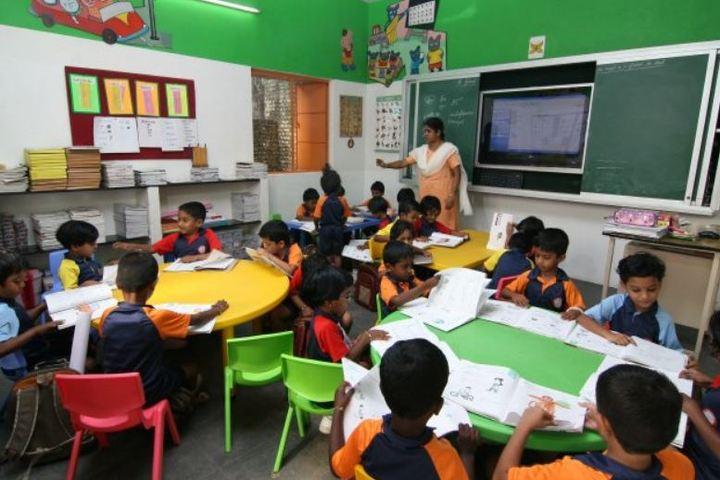 The Little Kingdom Senior School-Junior Class Room