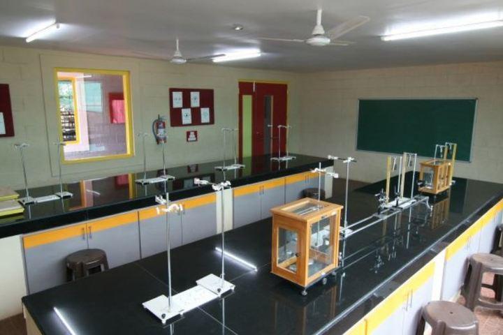 The Little Kingdom Senior School-Physics Lab