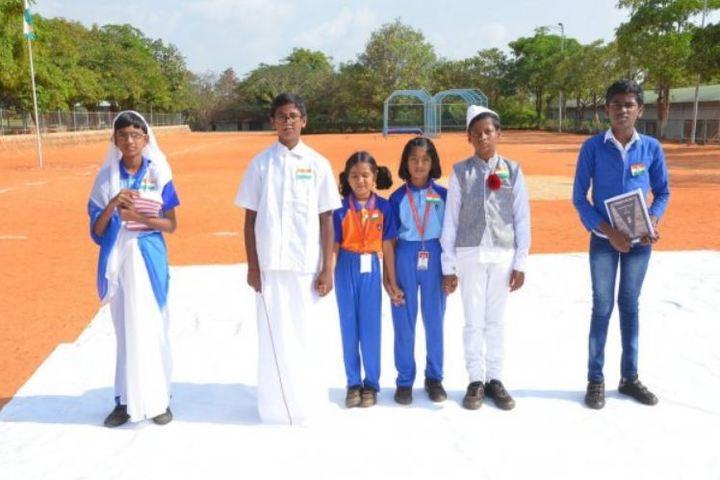 The Little Kingdom Senior School-Republic Day Celebration