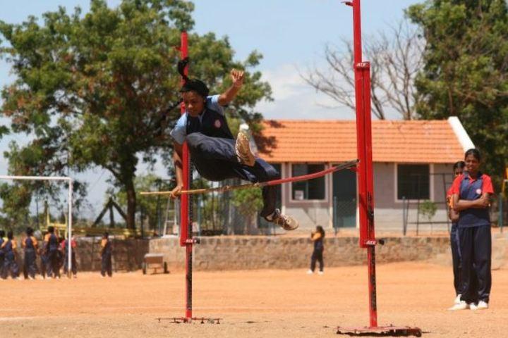 The Little Kingdom Senior School-Sports Activity
