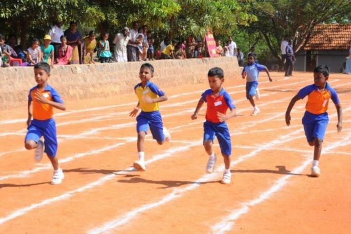 The Little Kingdom Senior School-Sports Day