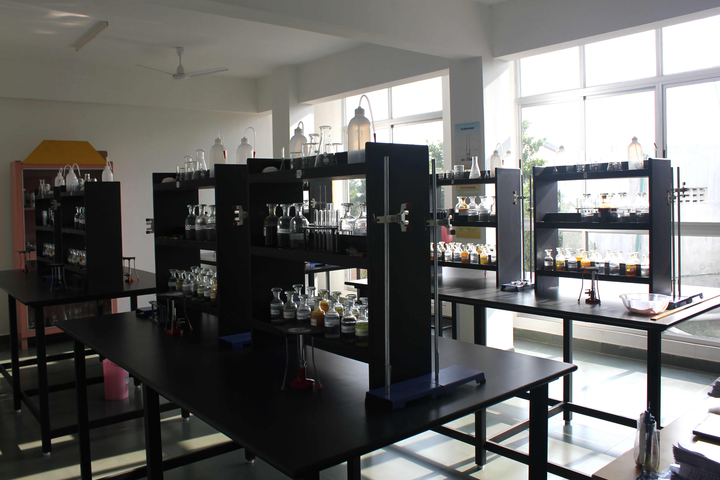 The Unique Academy-Chemistry Lab