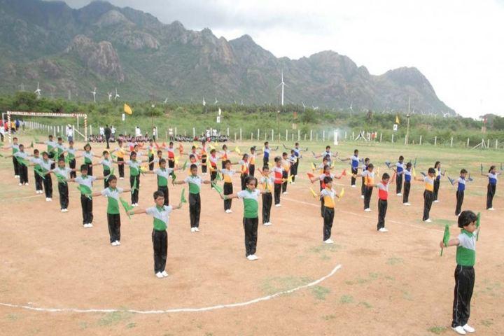 Comorin International School-Annual Sports Meet