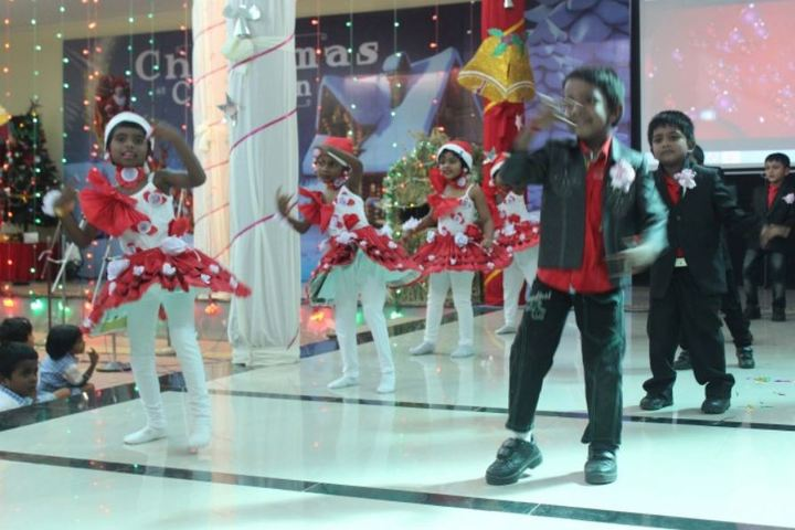 Comorin International School-Christmas Celebration