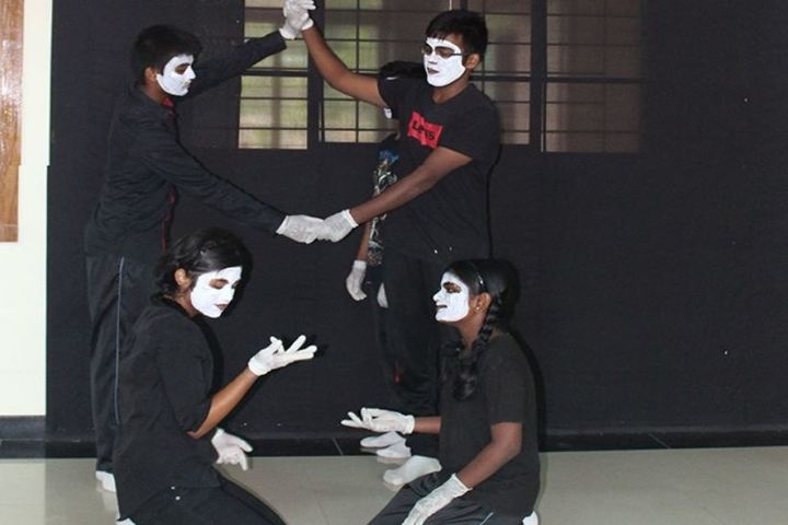 Comorin International School-Mime