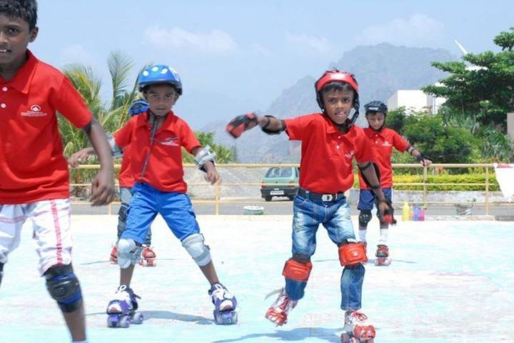 Comorin International School-Skating