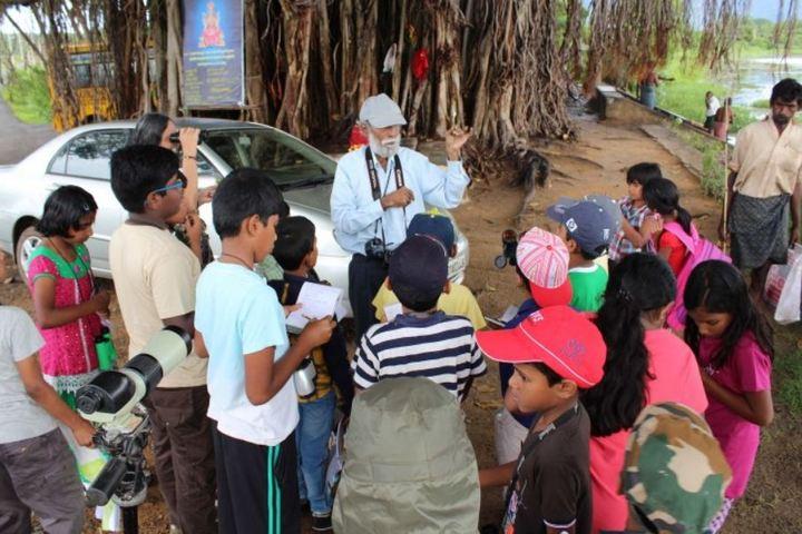 Comorin International School-Tour