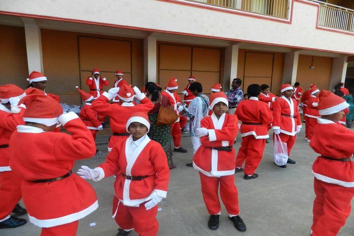 Montfort School-Christmas Celebration