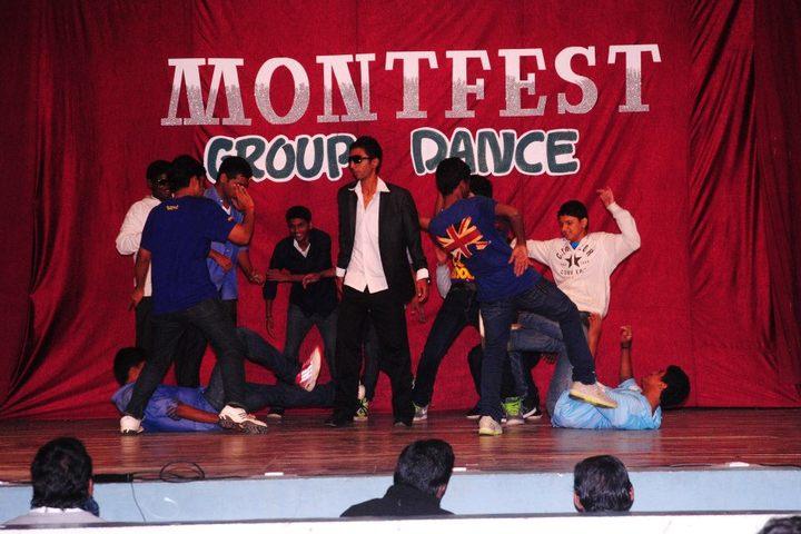 Montfort School-Dance