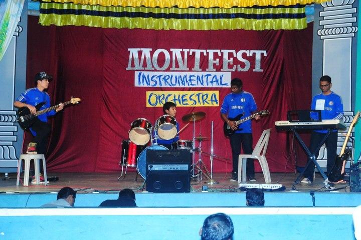 Montfort School-Music