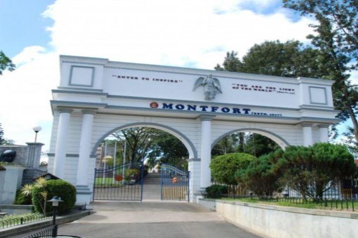 Montfort School-School Entrance