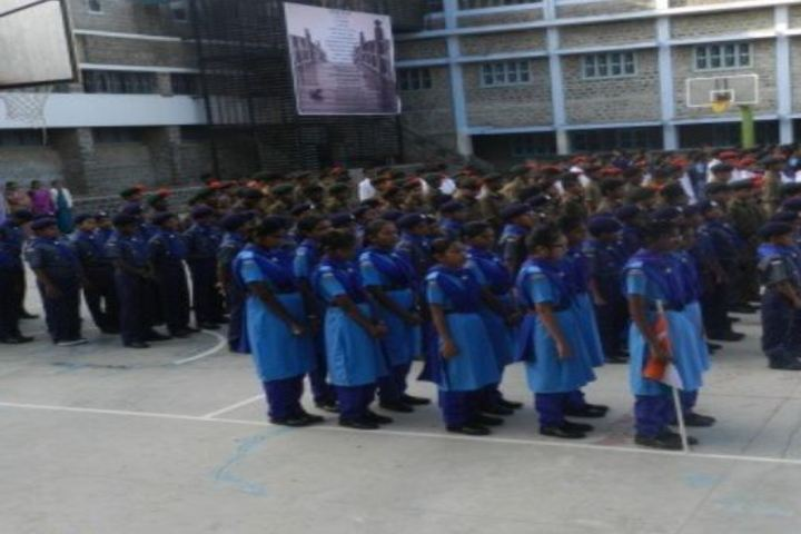 Montfort School-Scouts And Guides