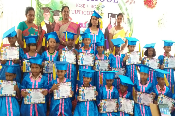 S D R School-KG Graduation Day