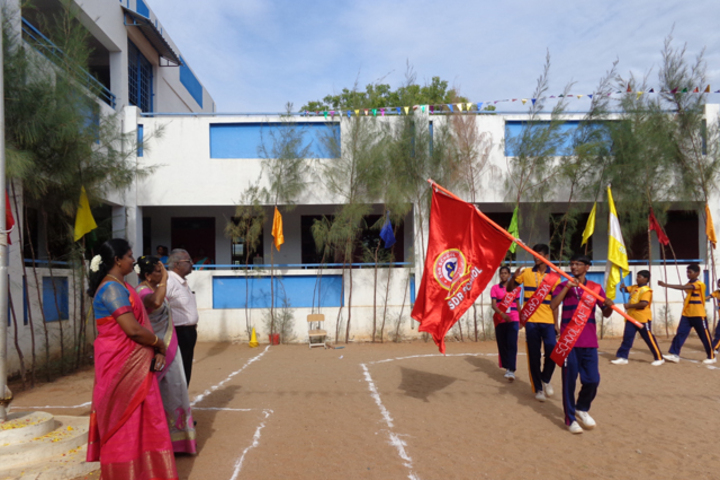 S D R School-Sports Day