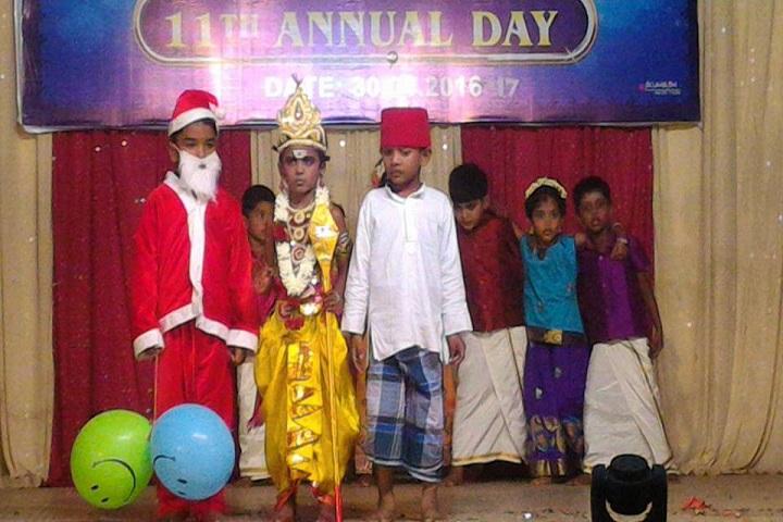 Lotus An Venkatachalam Chettiar School-Annual Day Celebration