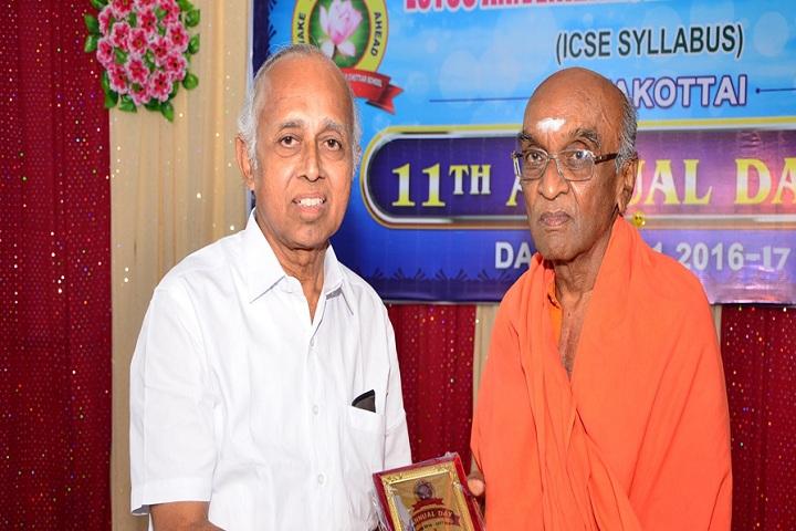 Lotus An Venkatachalam Chettiar School-Annual Function