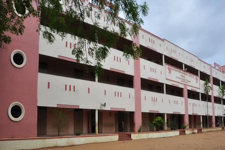 Lotus An Venkatachalam Chettiar School-School Building