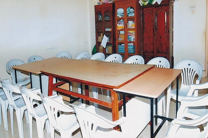 Lotus An Venkatachalam Chettiar School-Staff Room