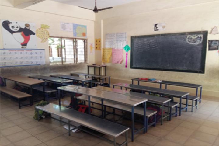 Lotus An Venkatachalam Chettiar School-Classroom 2