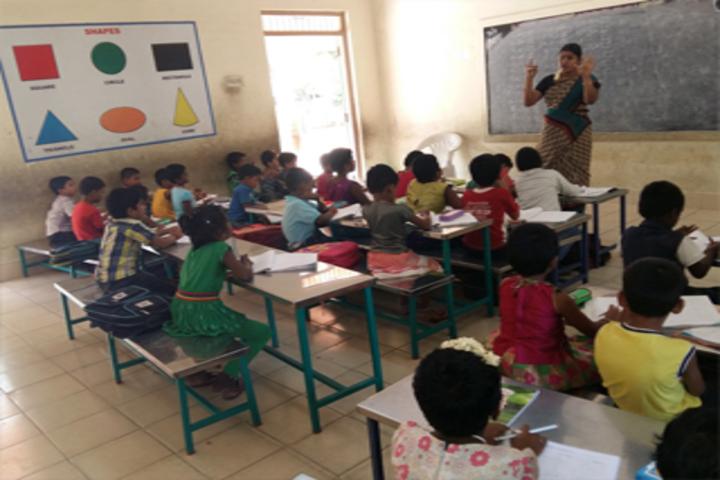 Lotus An Venkatachalam Chettiar School-Nursery Class Room