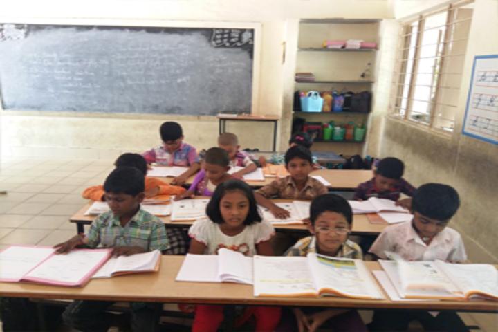 Lotus An Venkatachalam Chettiar School-Primary Class Room