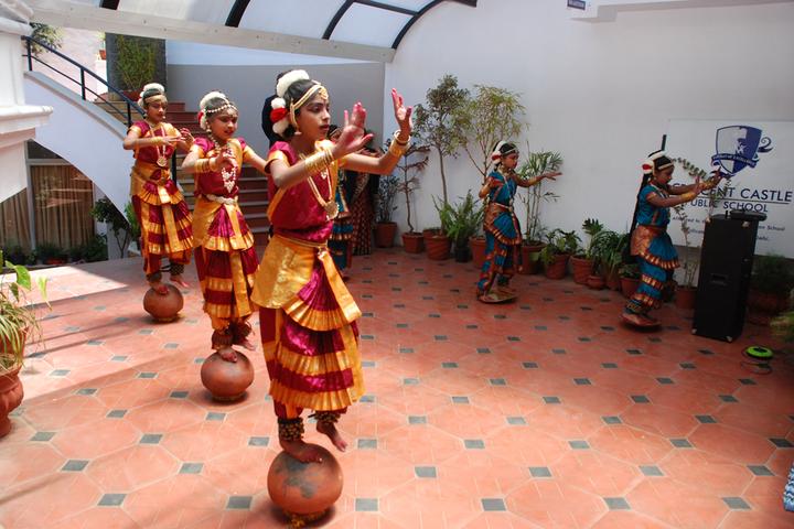 Crescent Castle Public School-Dance
