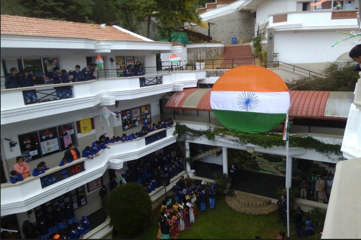 Crescent Castle Public School-Independence Day