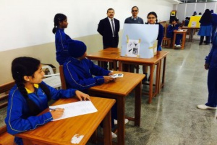Crescent Castle Public School-School Elections