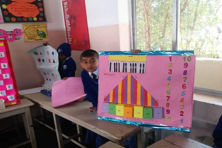 Crescent Castle Public School-Science Exhibition