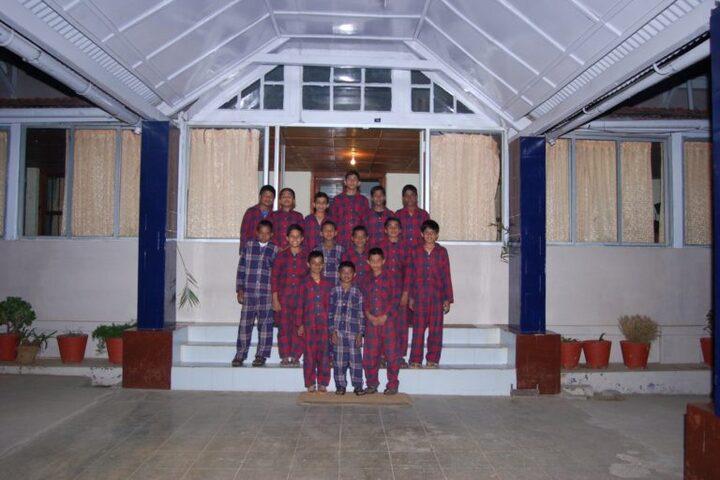 Crescent Castle Public School-Hostel For Boys