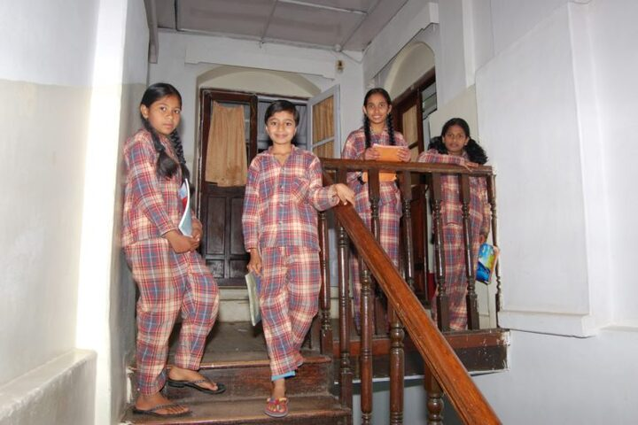 Crescent Castle Public School-Hostel For Girls