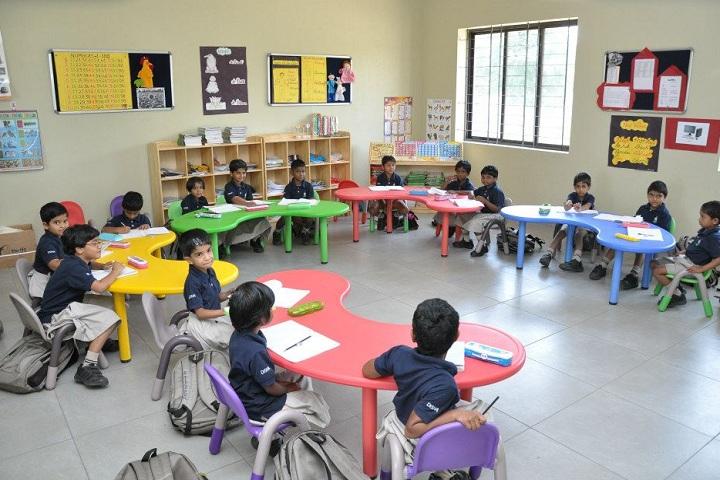 Disha A Life School-Classroom Kids