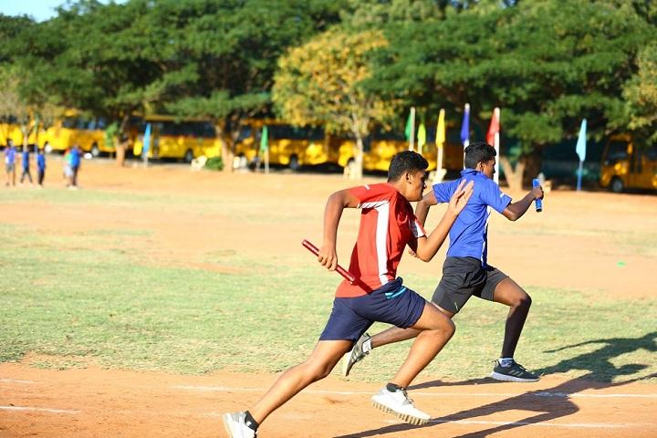 Disha A Life School-Sports Running