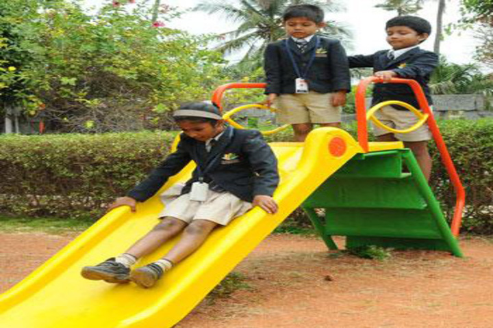 Dr Dasarathan International School-Play Area