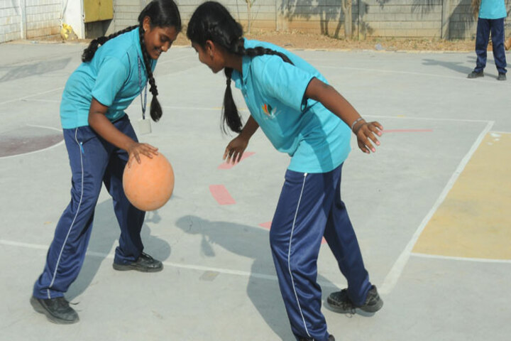 Dr Dasarathan International School-Sports
