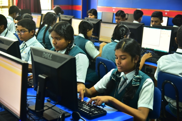 Sacred Heart International School-Computer Lab