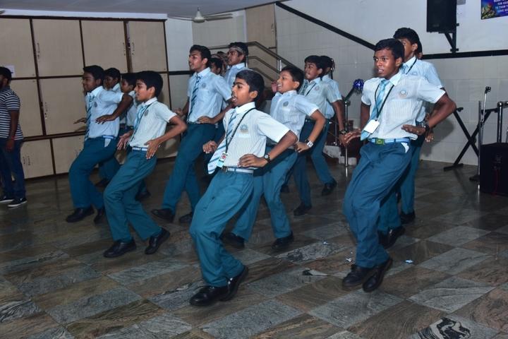 Sacred Heart International School-Dance Room