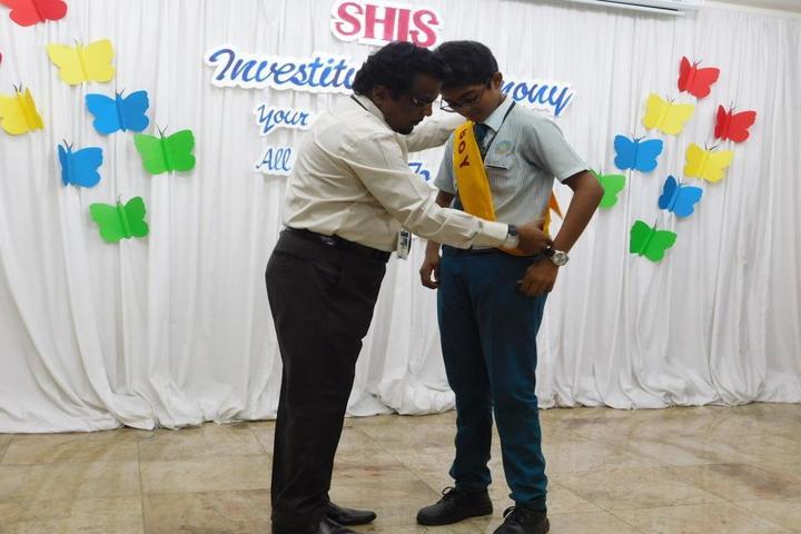 Sacred Heart International School-Investiture Ceremony